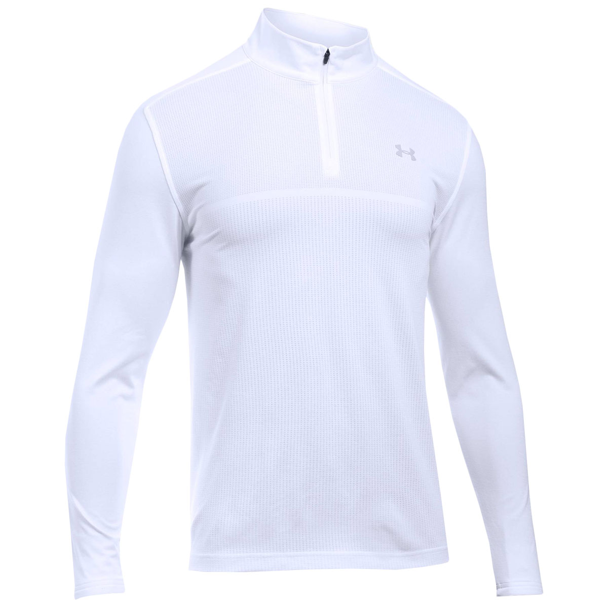 Under-Armour-Mens-UA-Threadborne-1-4-Zip-Golf-Sweater-Pullover-50-OFF-RRP