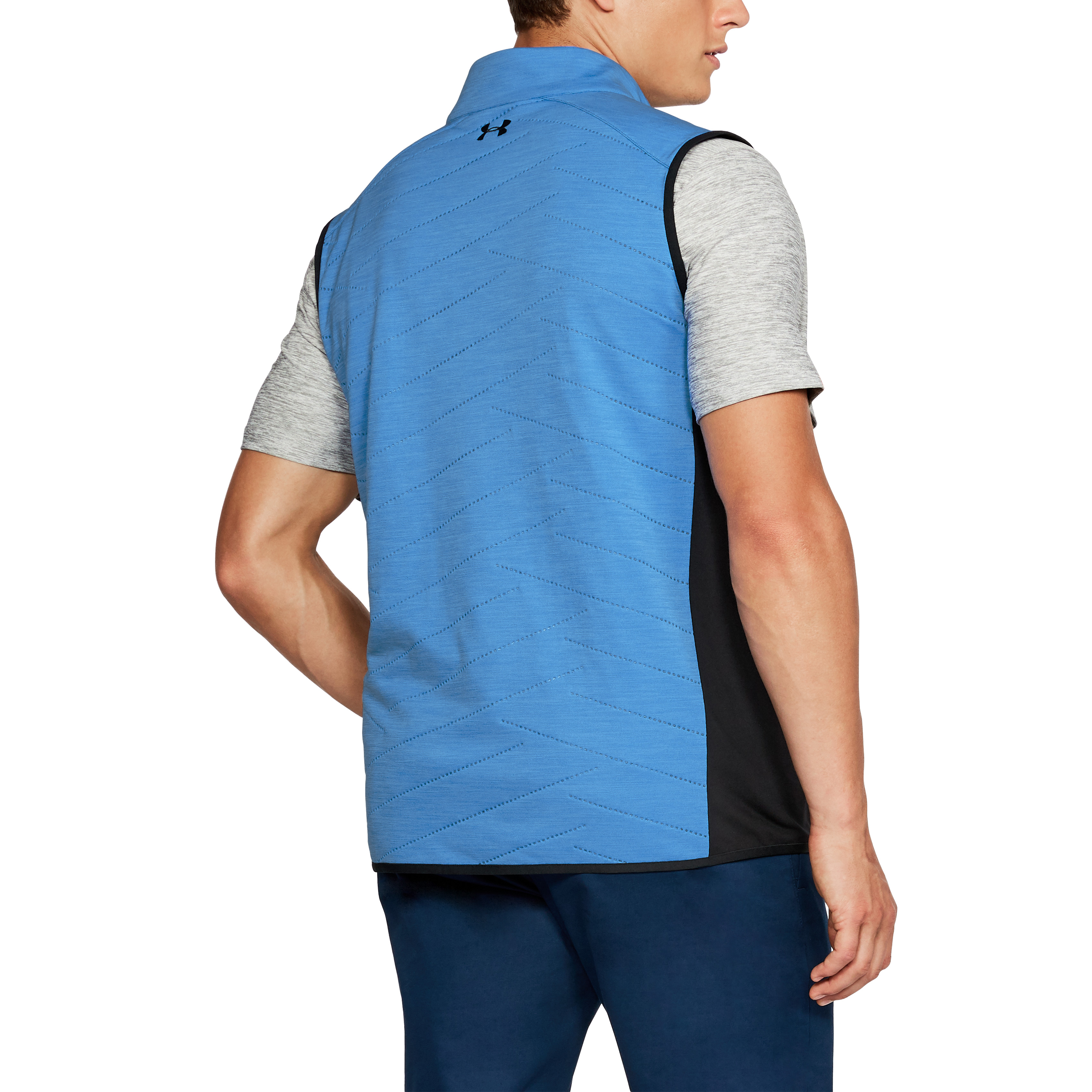 Under-Armour-Mens-UA-Reactor-Hybrid-Vest-FZ-Bodywarmer-Gilet-43-OFF-RRP thumbnail 5