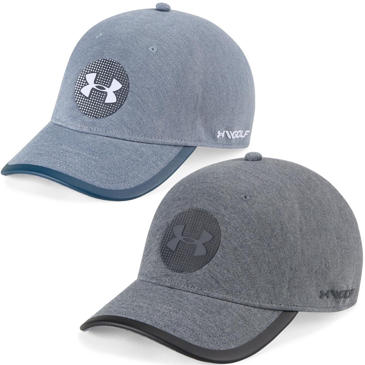 fa5e5d0563b Details about Under Armour Mens 2019 Elevated TB Tour Baseball Cap Jordan  Spieth Golf Hat