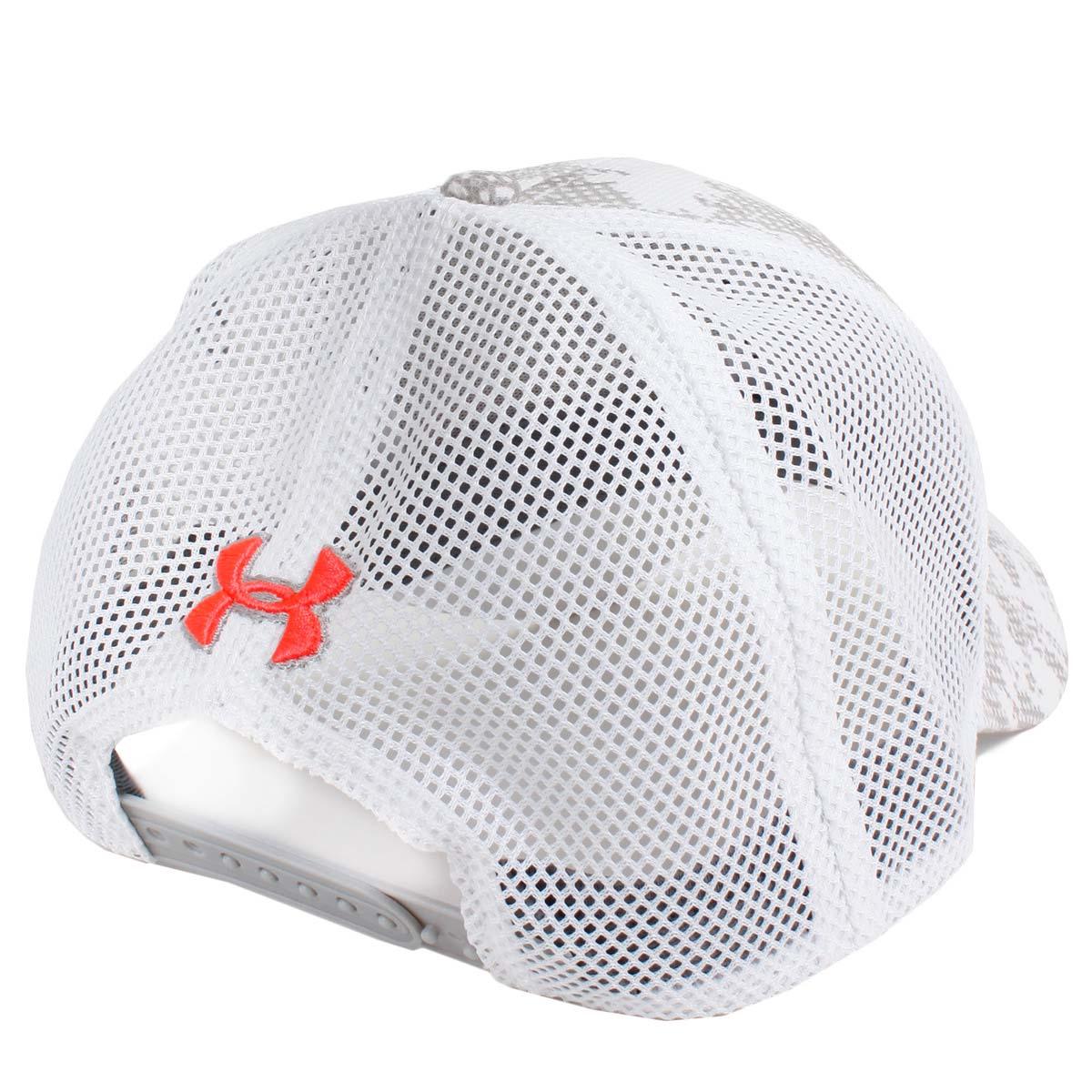 Under Armour Mens Blitzing Trucker 3.0 Baseball Cap Summer Golf Hat ... c31e38dd880