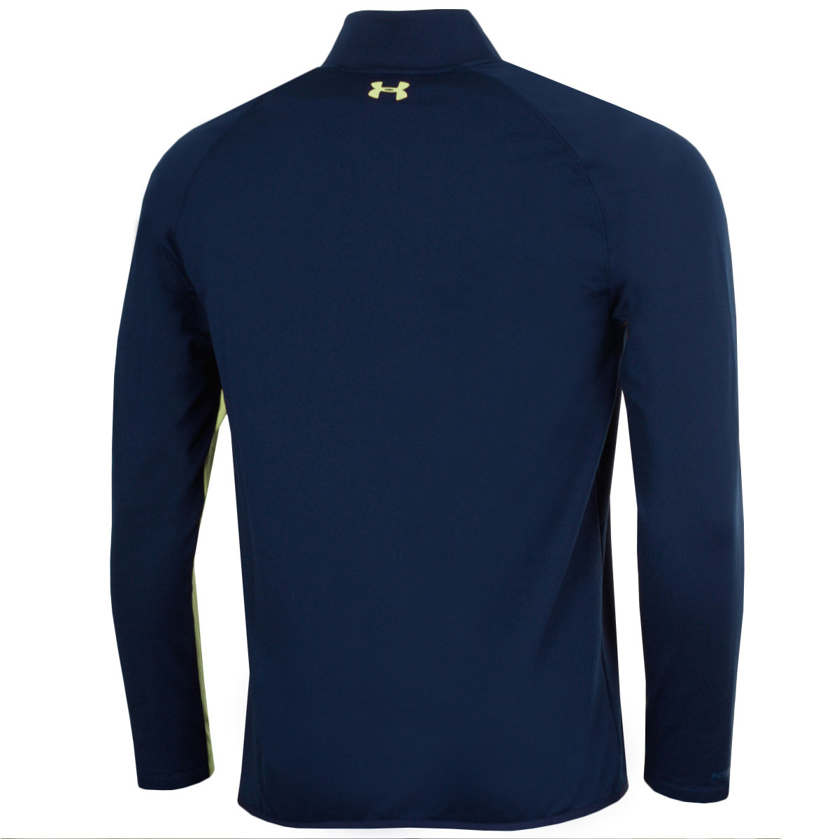Under-Armour-Homme-UE-Midlayer-Hydrofuge-stretch-Golf-Pullover-47-Off-RRP miniature 3