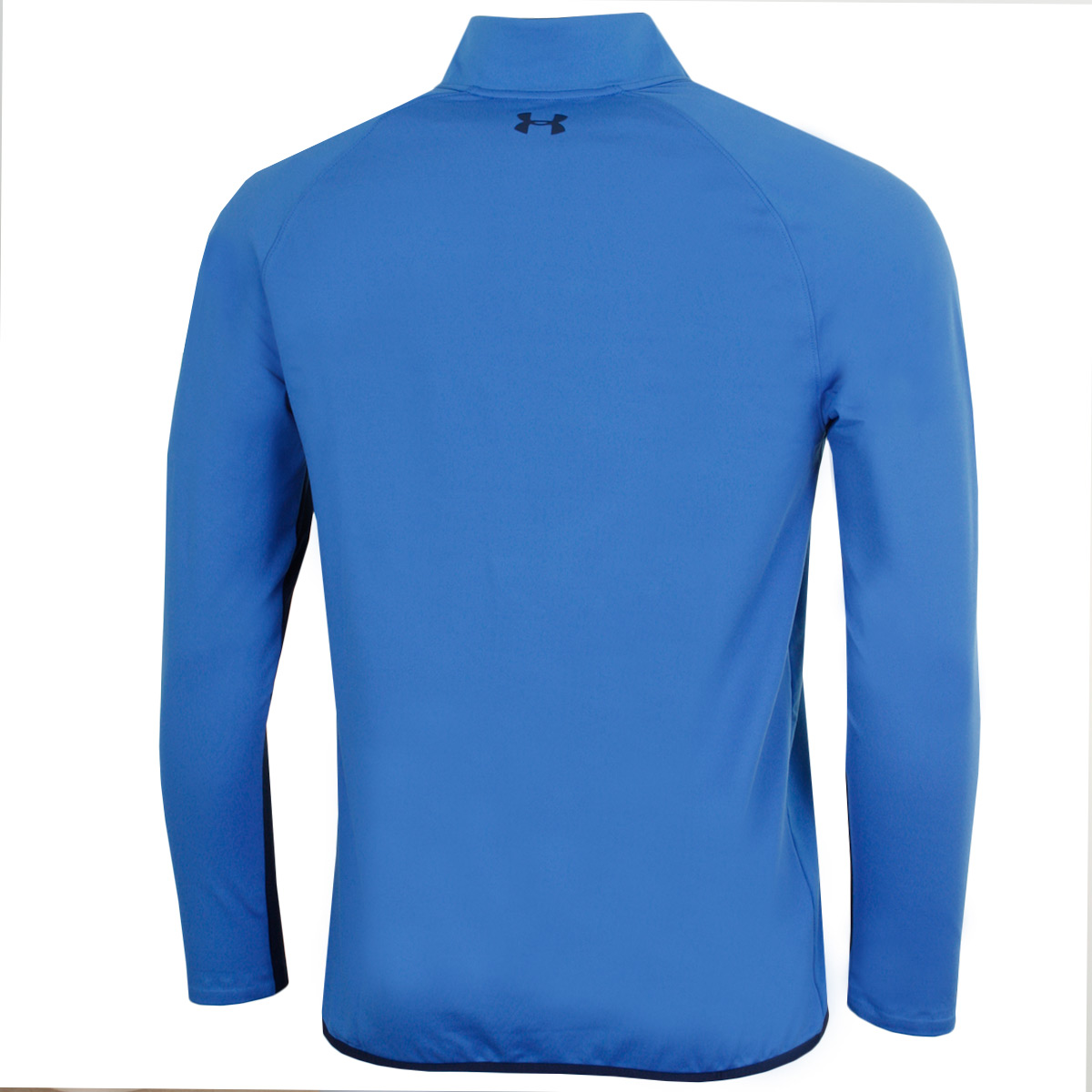 Under-Armour-Homme-UE-Midlayer-Hydrofuge-stretch-Golf-Pullover-47-Off-RRP miniature 7
