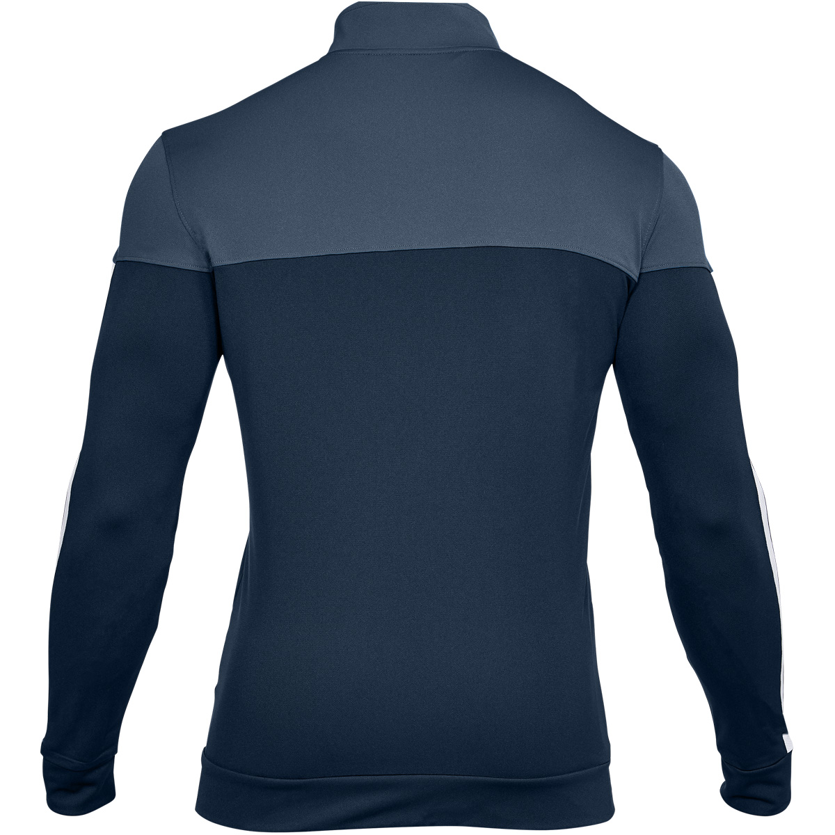 Under-Armour-Mens-2019-Sportstyle-Pique-Sports-Training-Full-Zip-Track-Jacket thumbnail 4