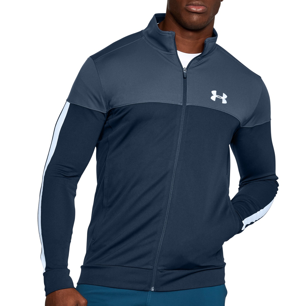 Under-Armour-Mens-2018-Sportstyle-Pique-Sports-Training-