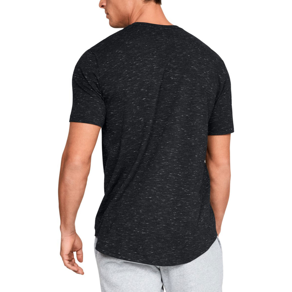 Under-Armour-Mens-UA-Sportstyle-SS-Moisture-Wicking-T-Shirt-39-OFF-RRP thumbnail 3