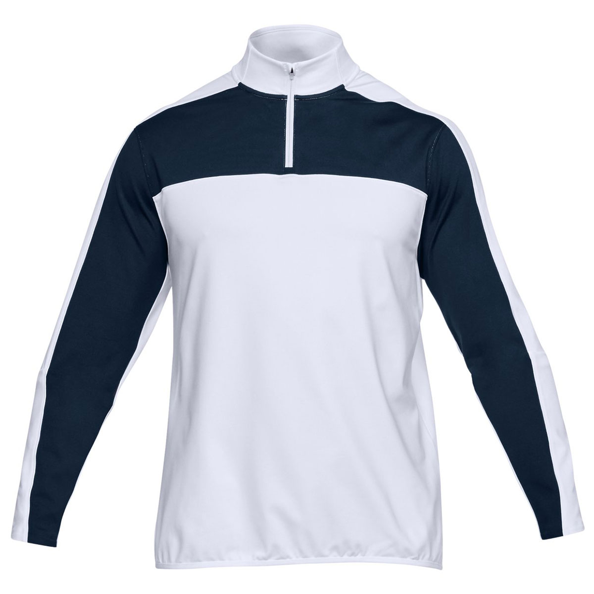 Under-Armour-Mens-Golf-1-4-Zip-Moisture-Control-Crestable-Sweater-45-OFF-RRP thumbnail 12