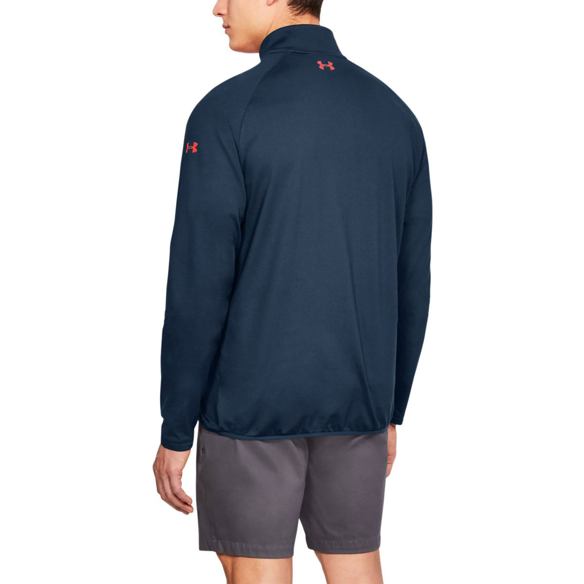 Under-Armour-Mens-Golf-1-4-Zip-Moisture-Control-Crestable-Sweater-45-OFF-RRP thumbnail 7