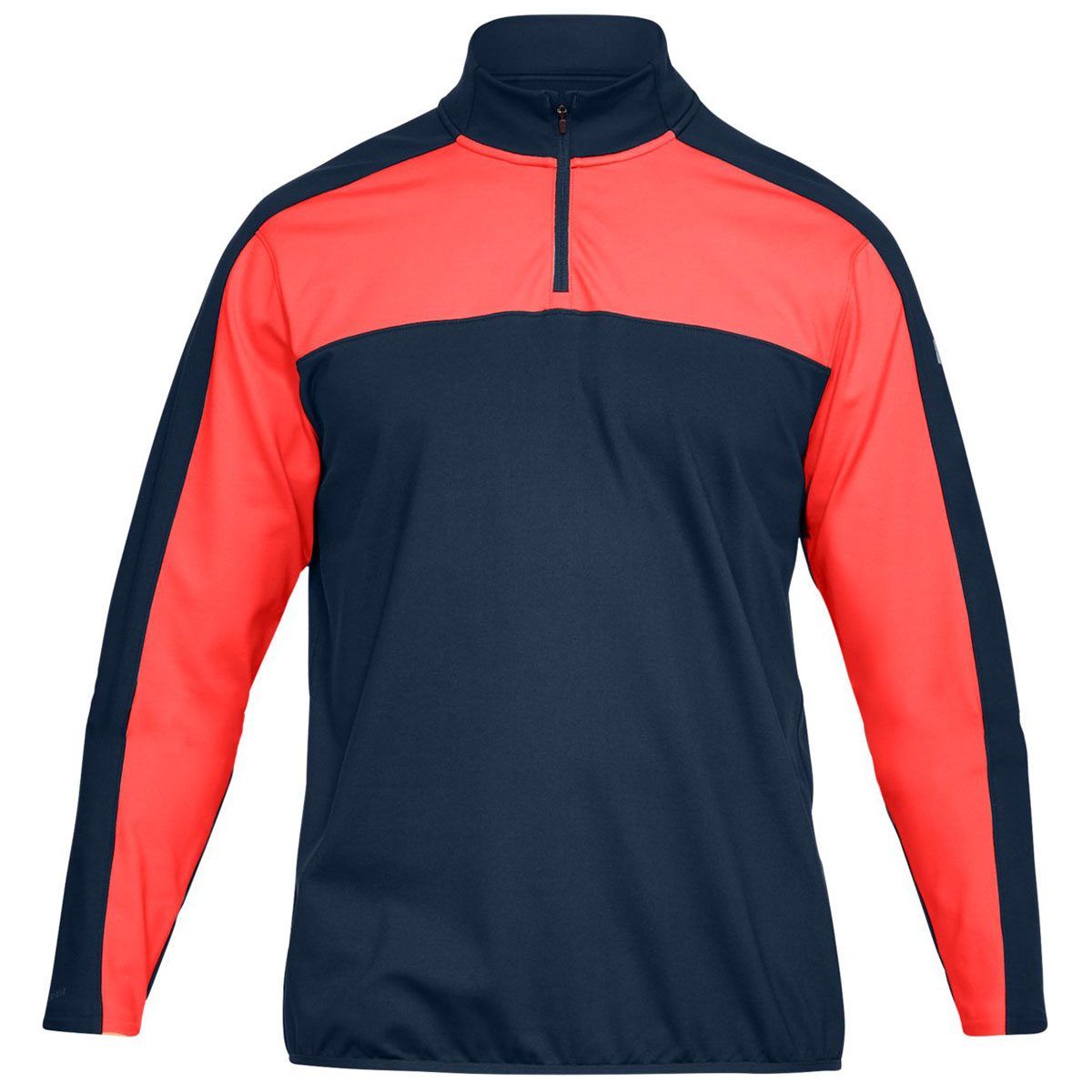 Under-Armour-Mens-Golf-1-4-Zip-Moisture-Control-Crestable-Sweater-45-OFF-RRP thumbnail 8