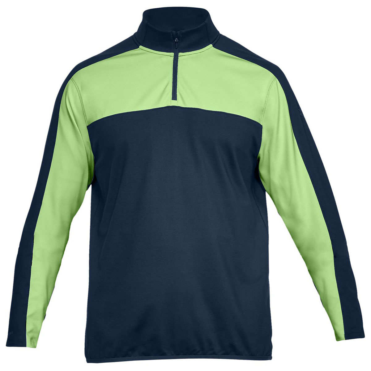 Under-Armour-Mens-Golf-1-4-Zip-Moisture-Control-Crestable-Sweater-45-OFF-RRP thumbnail 4
