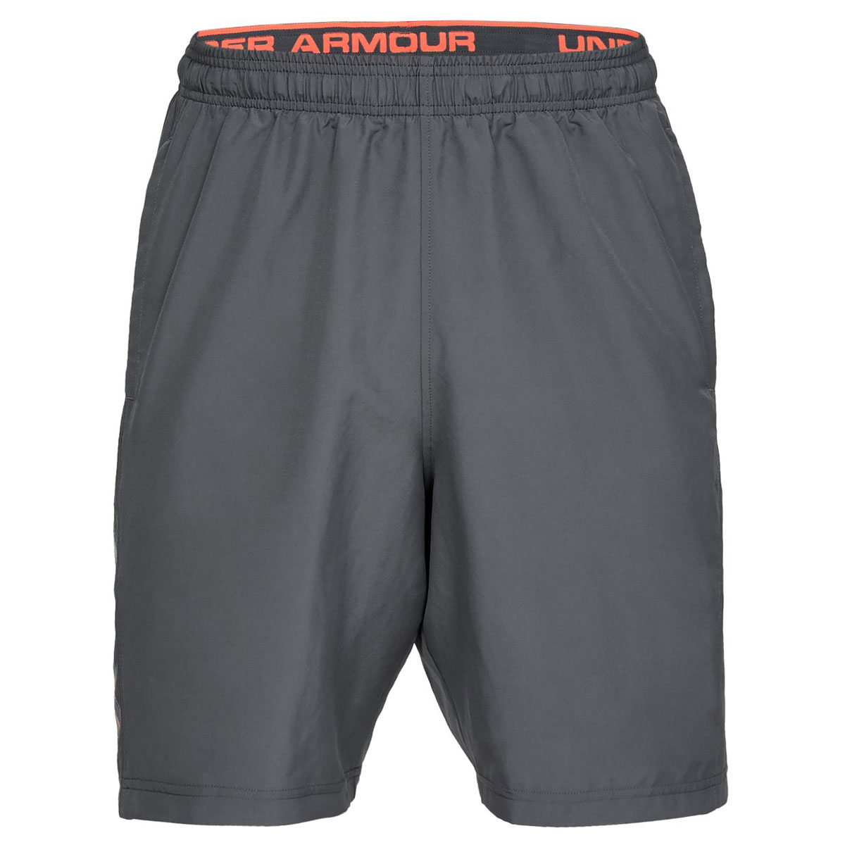 Under-Armour-Mens-2019-Woven-Graphic-Wordmark-Lightweight-Breathable-Shorts thumbnail 16