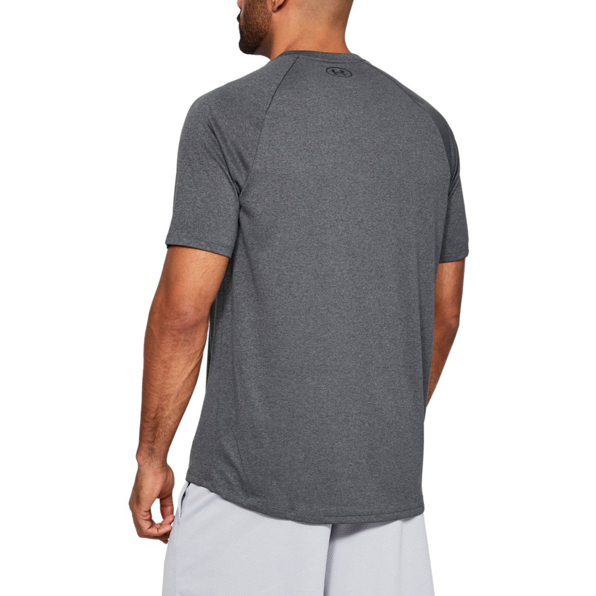 Under-Armour-Mens-2019-UA-Tech-2-0-SS-Crew-Heatgear-Wicking-T-Shirt thumbnail 33
