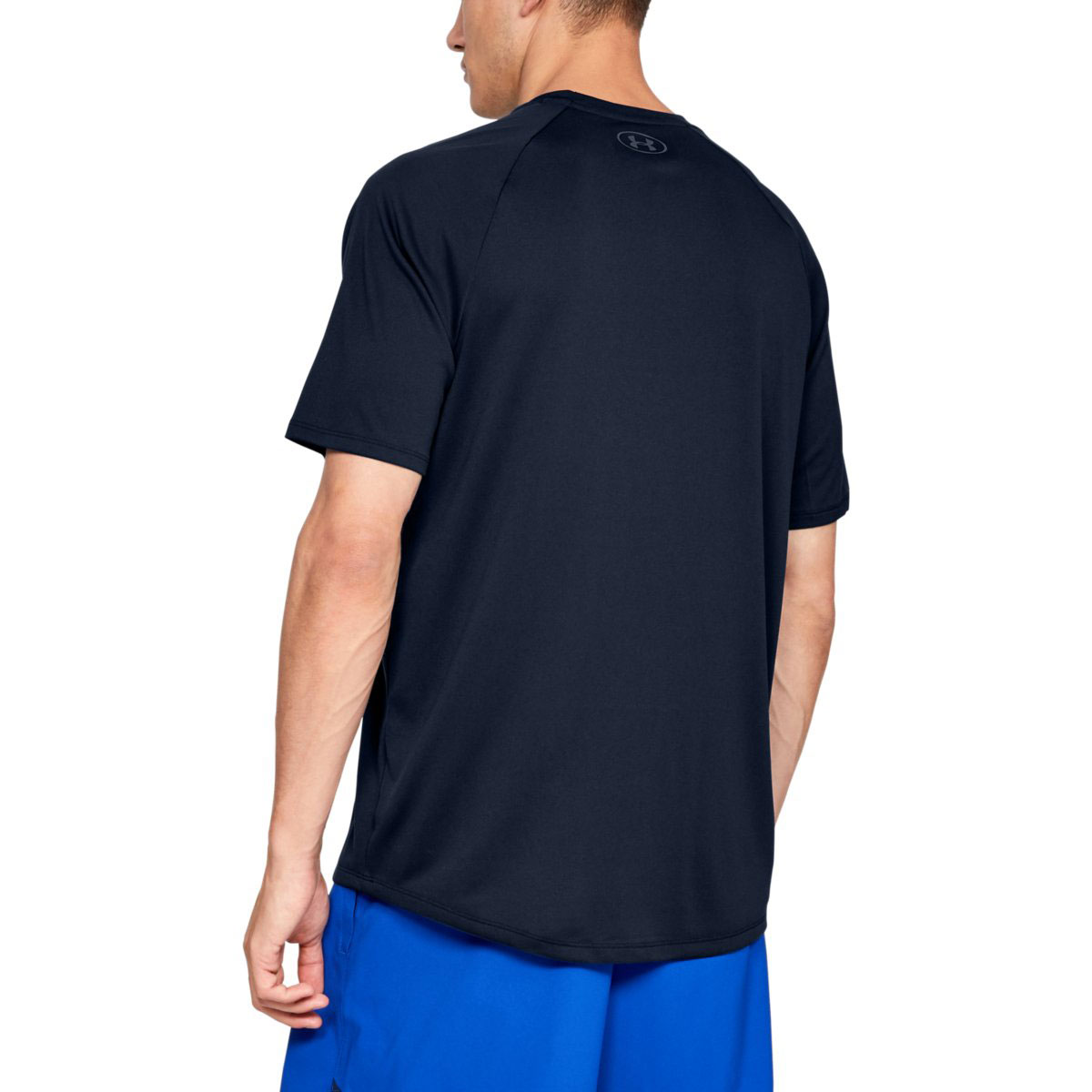 Under-Armour-Mens-2019-UA-Tech-2-0-SS-Crew-Heatgear-Wicking-T-Shirt thumbnail 3
