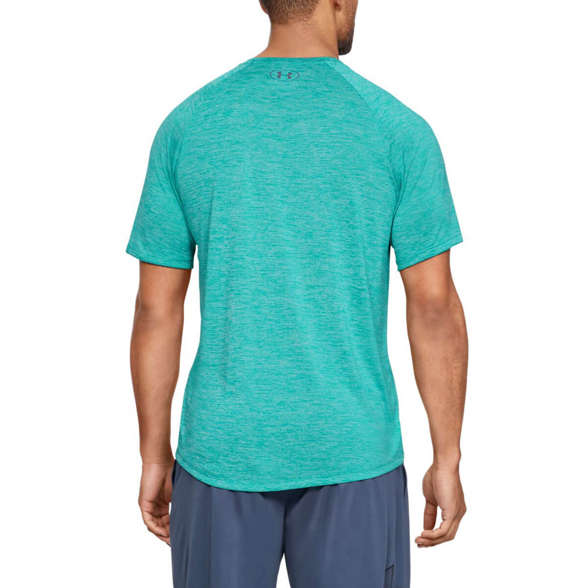 Under-Armour-Mens-2019-UA-Tech-2-0-SS-Crew-Heatgear-Wicking-T-Shirt thumbnail 83