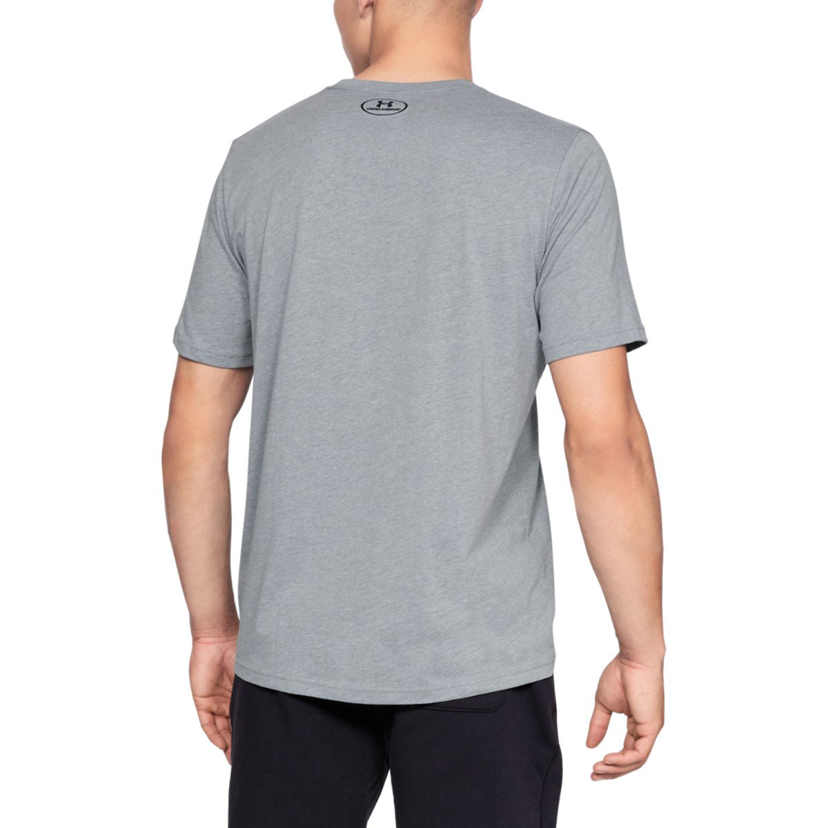 Under-Armour-Mens-2019-Sportstyle-Left-Chest-UA-Logo-Charged-Cotton-T-Shirt thumbnail 37