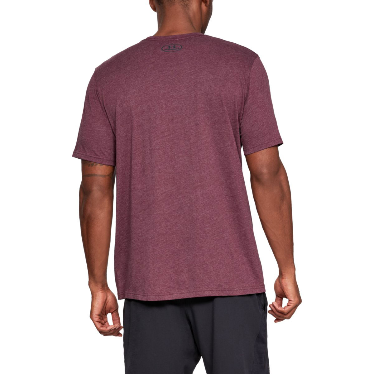 Under-Armour-Mens-2019-Sportstyle-Left-Chest-UA-Logo-Charged-Cotton-T-Shirt thumbnail 19