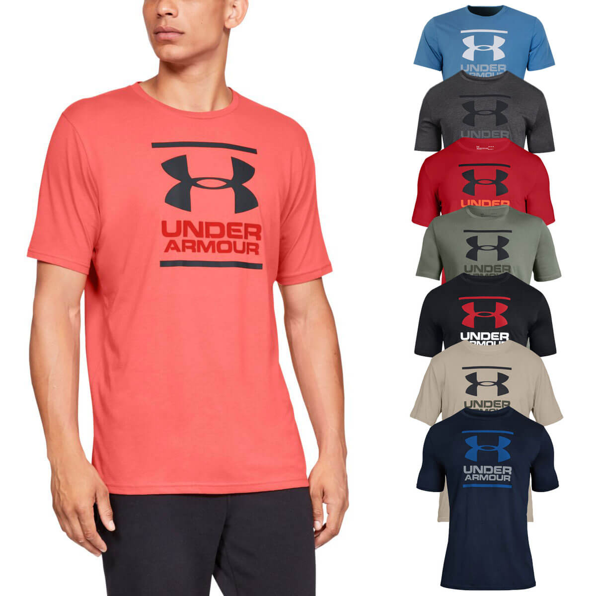Under Armour Tech 2.0 S//S Tee adultes