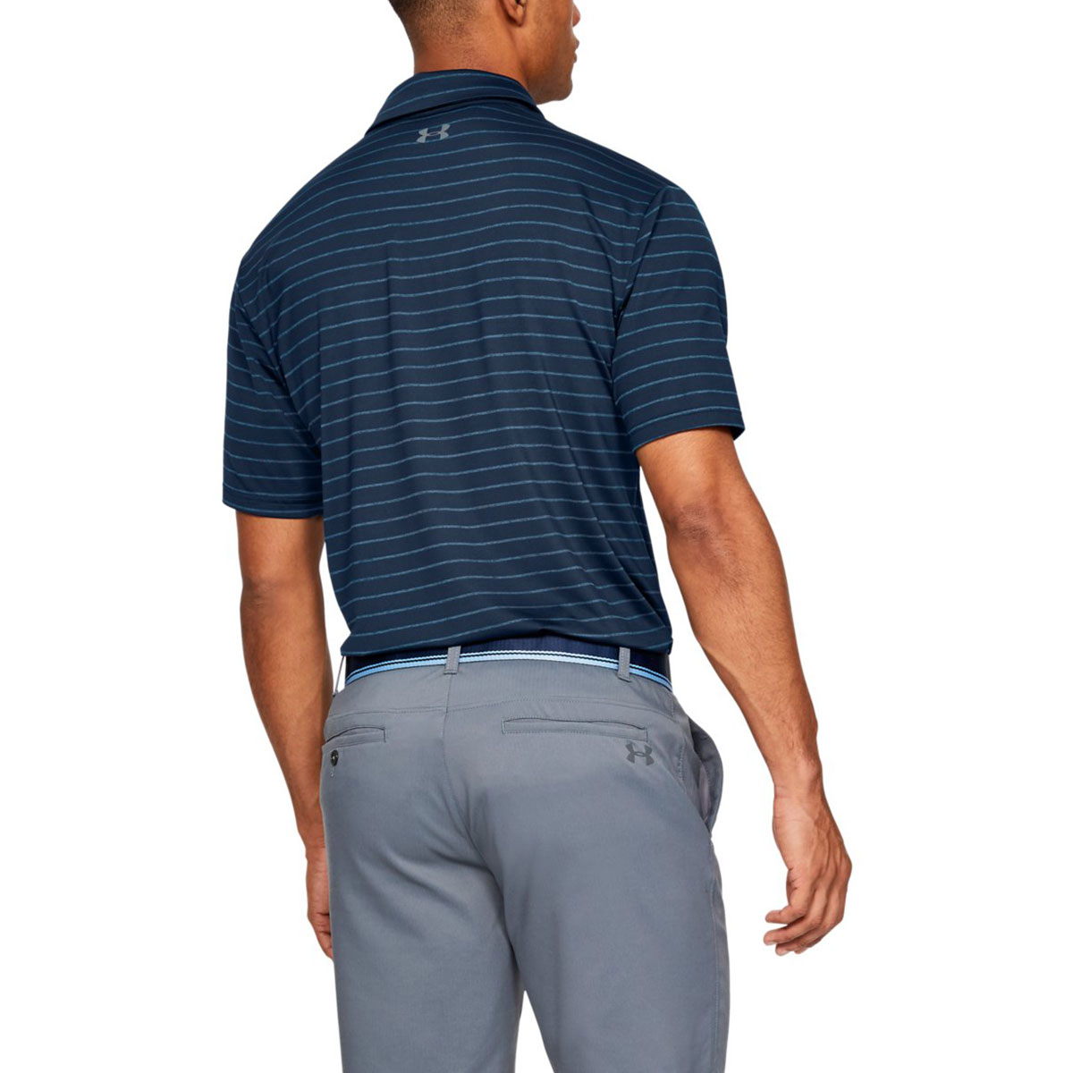 Under-Armour-Mens-2019-Playoff-Polo-2-0-Breathable-Light-Stretch-Polo-Shirt thumbnail 3