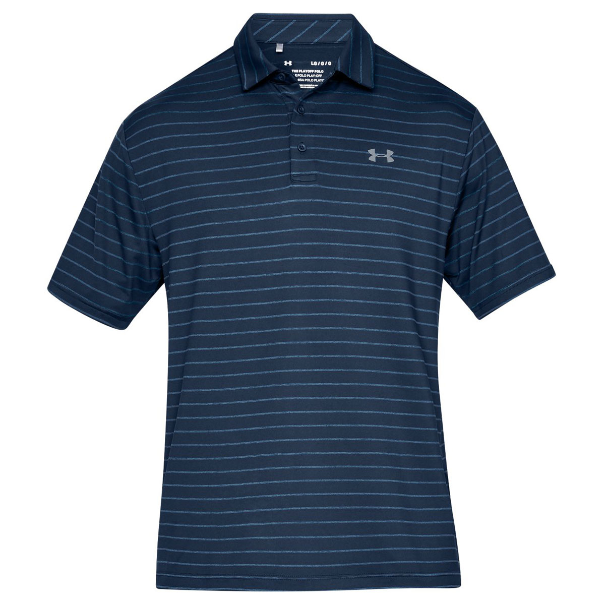 Under-Armour-Mens-2019-Playoff-Polo-2-0-Breathable-Light-Stretch-Polo-Shirt thumbnail 4
