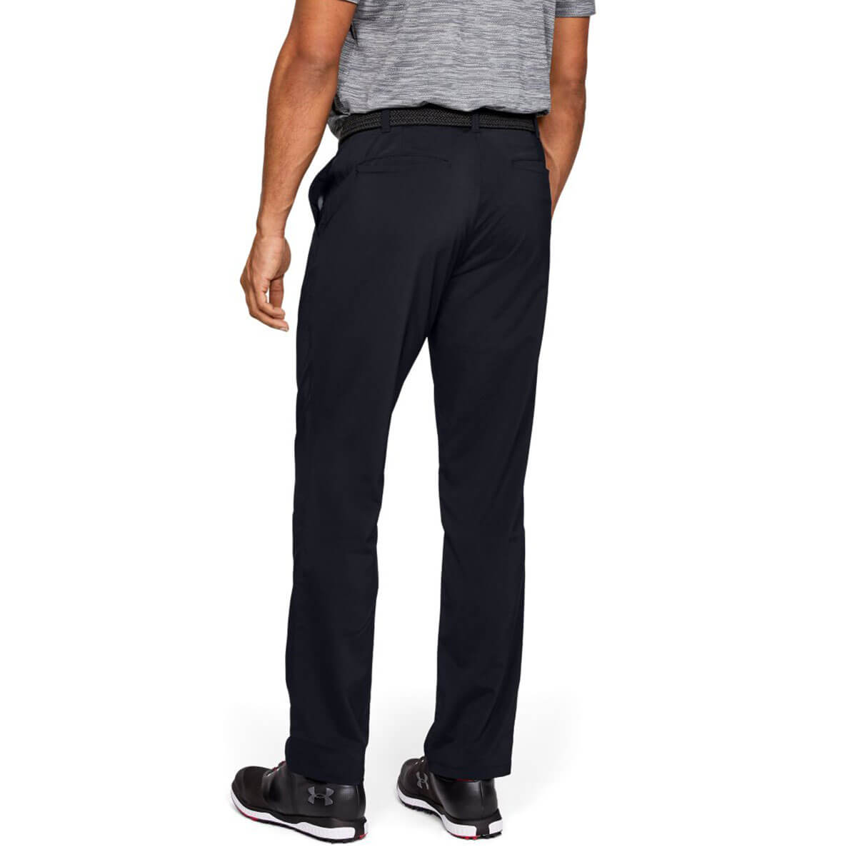 Under-Armour-Mens-2019-EU-Tech-Stretch-Straight-Golf-Trousers-30-OFF-RRP thumbnail 7