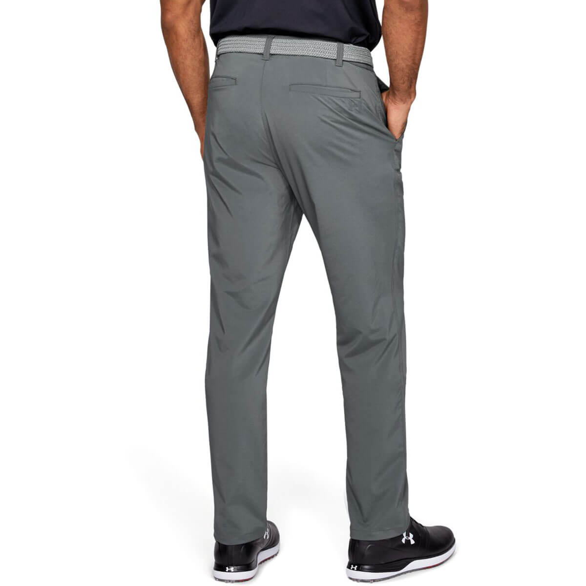 Under-Armour-Mens-2019-EU-Tech-Stretch-Straight-Golf-Trousers-30-OFF-RRP thumbnail 15