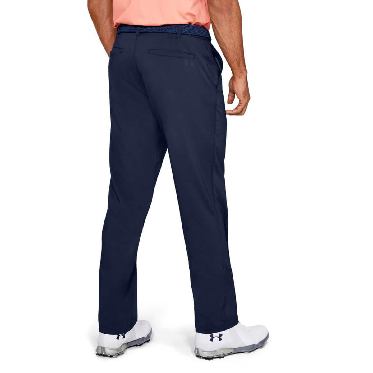Under-Armour-Mens-2019-EU-Tech-Stretch-Straight-Golf-Trousers-30-OFF-RRP thumbnail 3