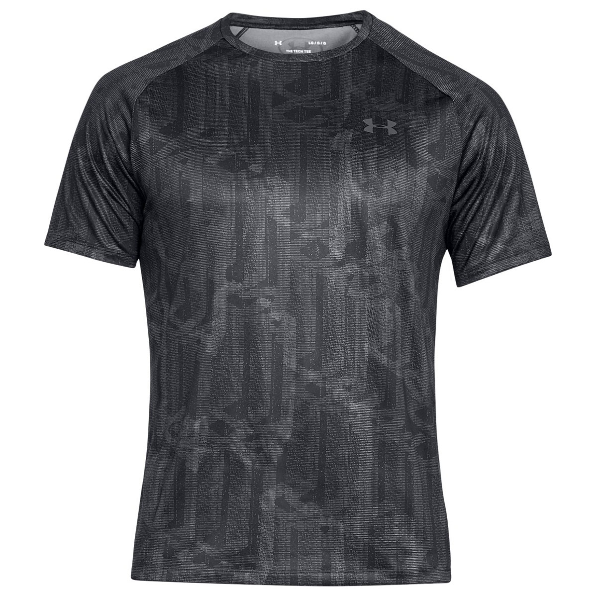 Under-Armour-Mens-UA-Tech-SS-Printed-Moisture-Wicking-T-Shirt-Tee-27-OFF-RRP thumbnail 4