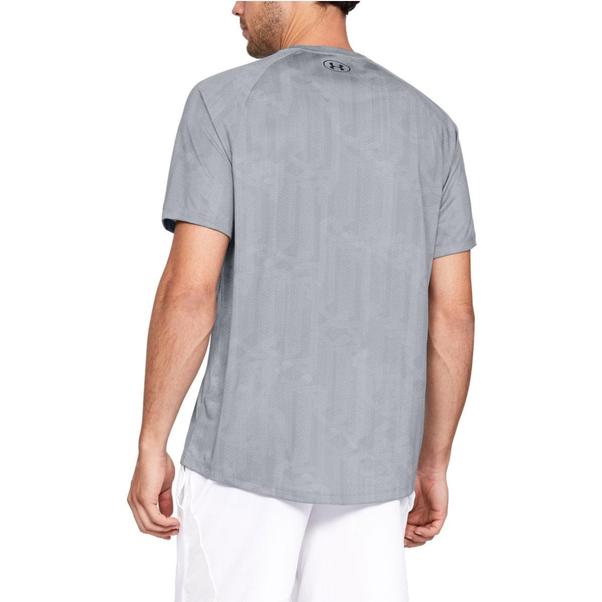 Under-Armour-Mens-UA-Tech-SS-Printed-Moisture-Wicking-T-Shirt-Tee-27-OFF-RRP thumbnail 15