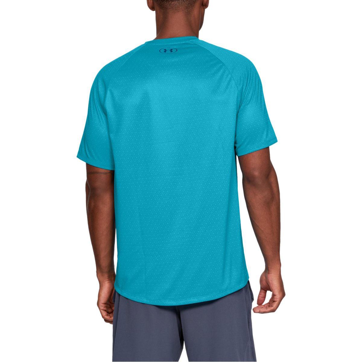 Under-Armour-Mens-UA-Tech-SS-Printed-Moisture-Wicking-T-Shirt-Tee-27-OFF-RRP thumbnail 11