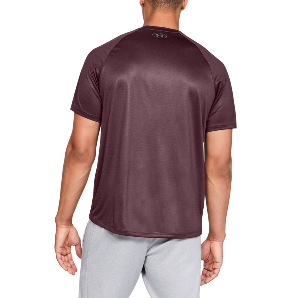Under-Armour-Mens-UA-Tech-SS-Printed-Moisture-Wicking-T-Shirt-Tee-27-OFF-RRP thumbnail 7