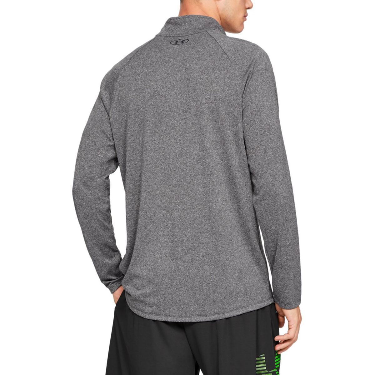 Under-Armour-Mens-2019-UA-Tech-2-0-1-2-Zip-HeatGear-Training-Breathable-Sweater thumbnail 35