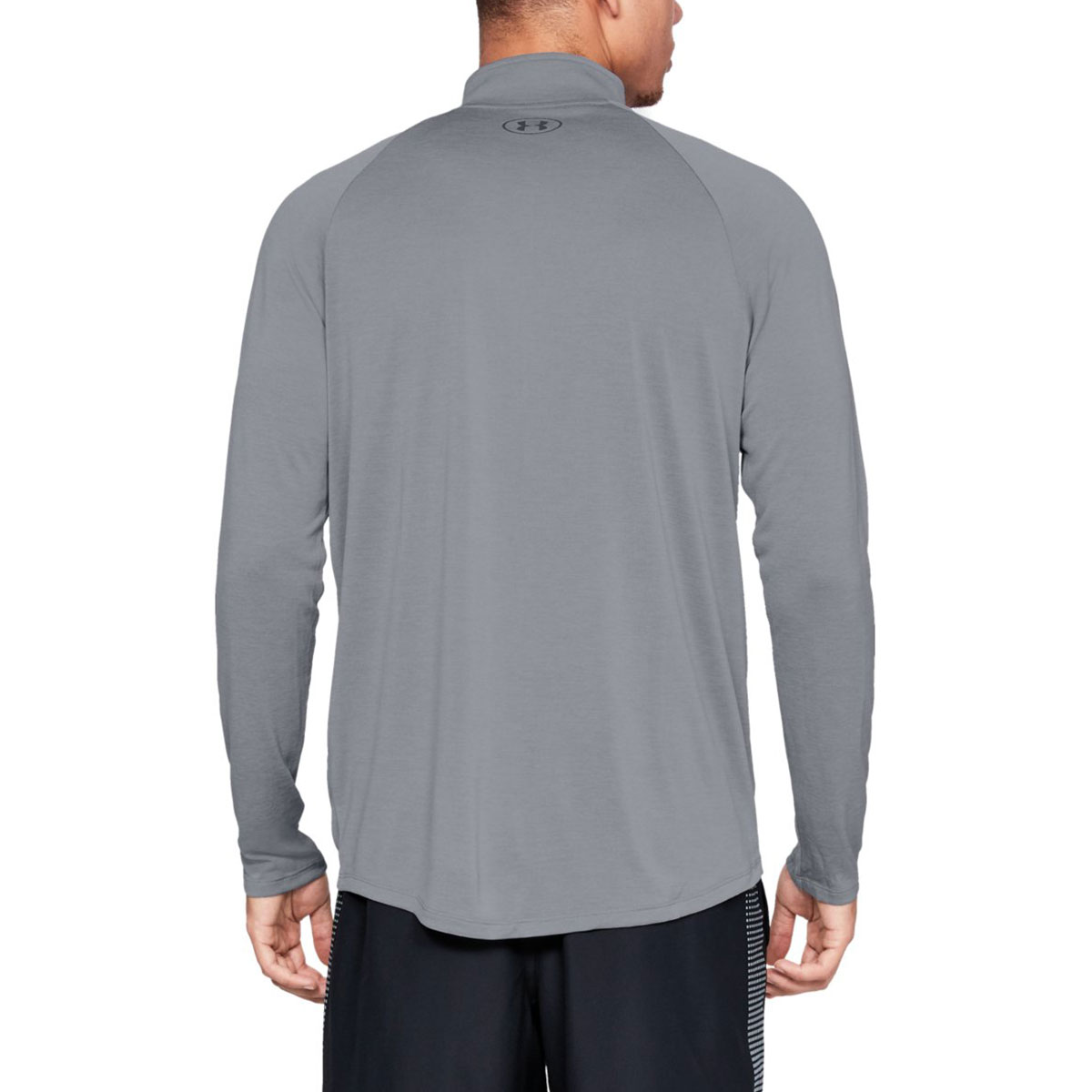 Under-Armour-Mens-2019-UA-Tech-2-0-1-2-Zip-HeatGear-Training-Breathable-Sweater thumbnail 47