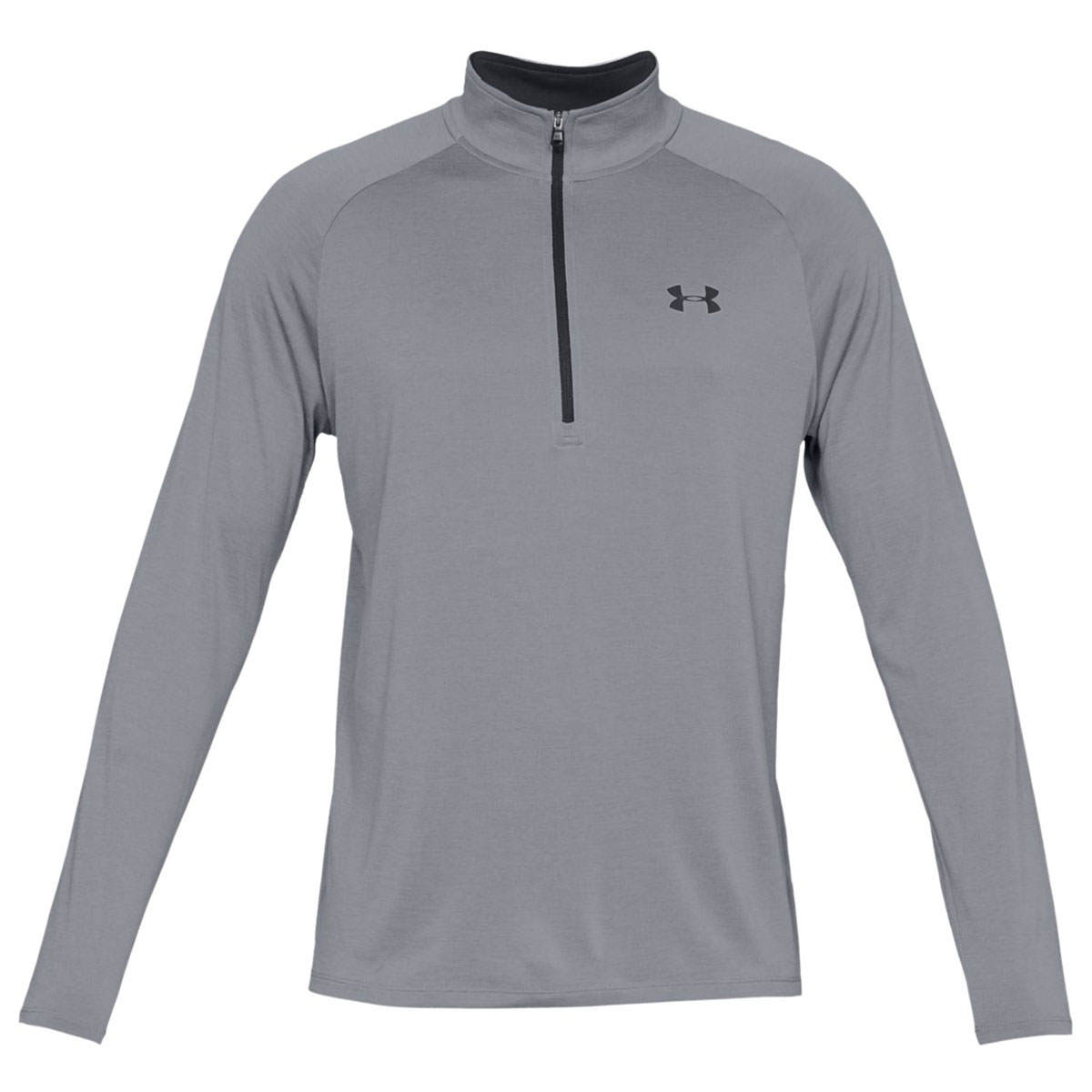 Under-Armour-Mens-2019-UA-Tech-2-0-1-2-Zip-HeatGear-Training-Breathable-Sweater thumbnail 48