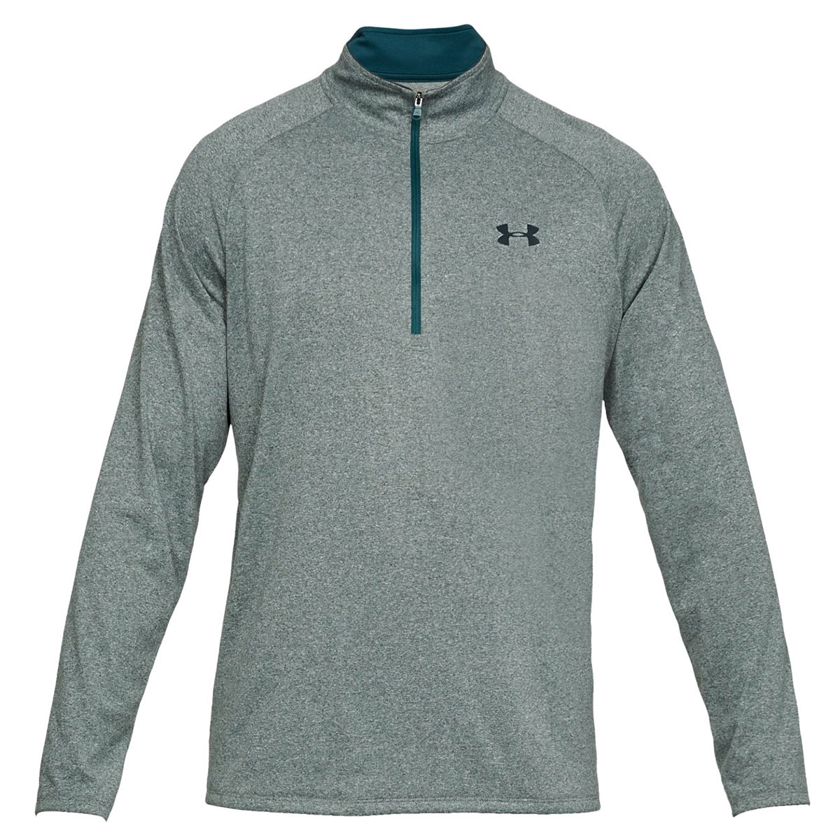 Under-Armour-Mens-2019-UA-Tech-2-0-1-2-Zip-HeatGear-Training-Breathable-Sweater thumbnail 12
