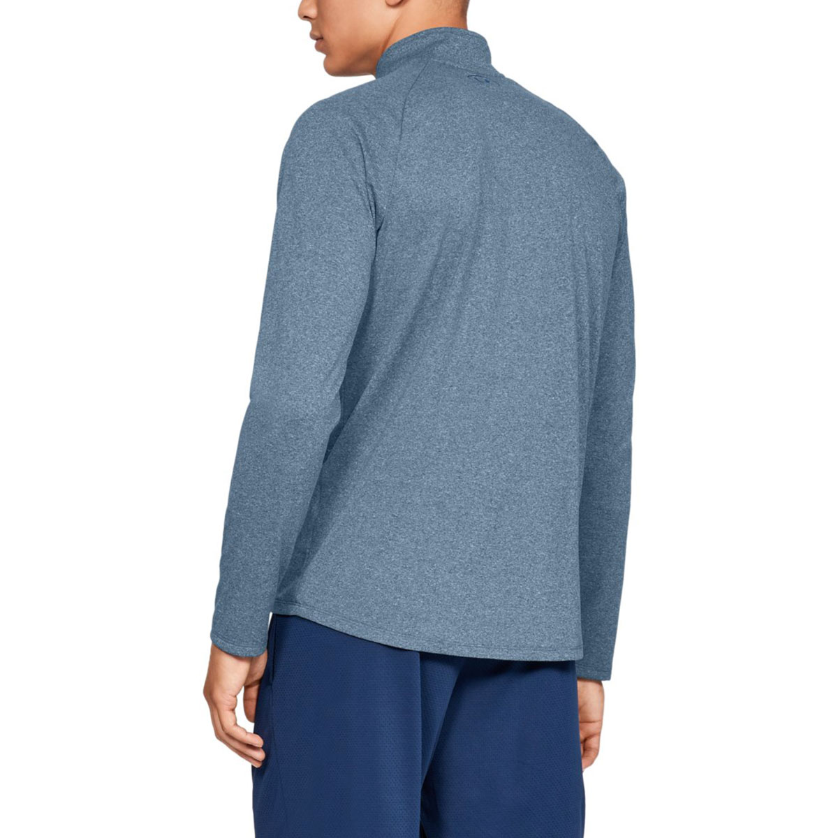 Under-Armour-Mens-2019-UA-Tech-2-0-1-2-Zip-HeatGear-Training-Breathable-Sweater thumbnail 39