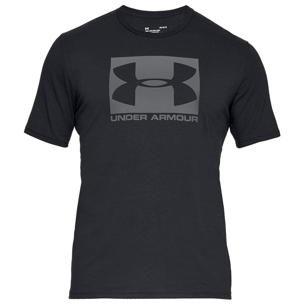 Under-Armour-Mens-2019-UA-Boxed-Sportstyle-HeatGear-Training-Gym-T-Shirt-Tee thumbnail 8