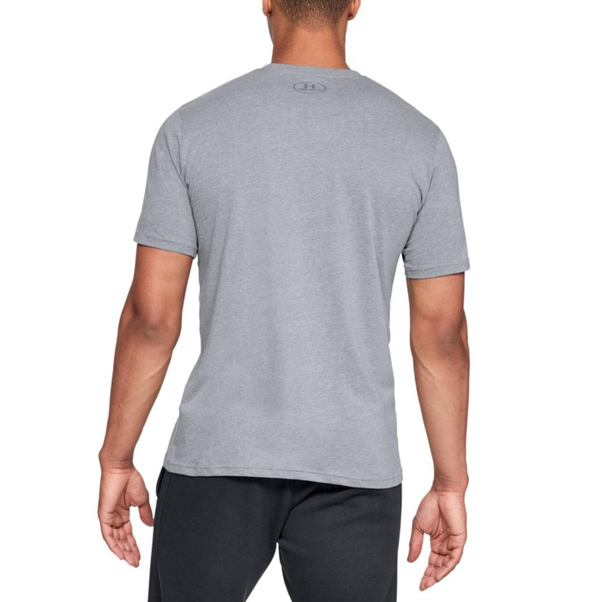 Under-Armour-Mens-2019-UA-Boxed-Sportstyle-HeatGear-Training-Gym-T-Shirt-Tee thumbnail 19