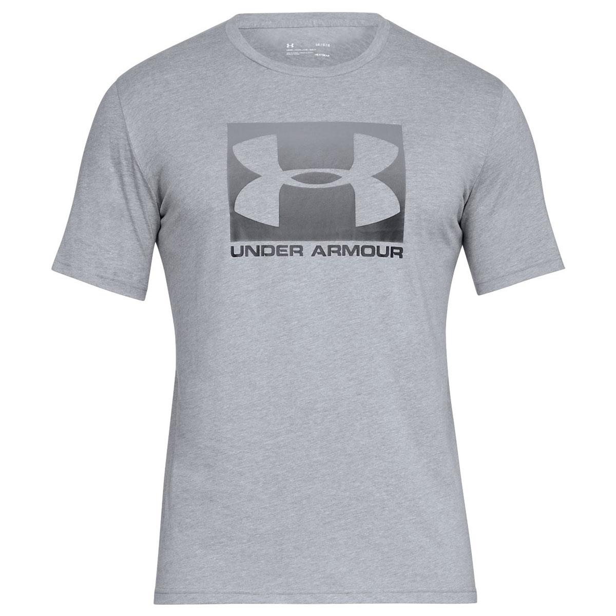 Under-Armour-Mens-2019-UA-Boxed-Sportstyle-HeatGear-Training-Gym-T-Shirt-Tee thumbnail 20
