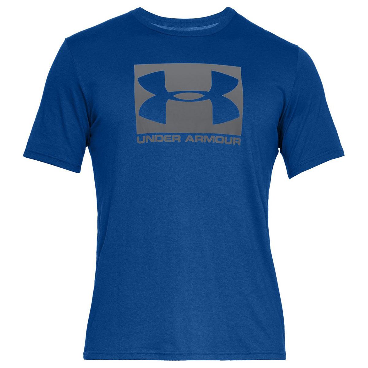 Under-Armour-Mens-2019-UA-Boxed-Sportstyle-HeatGear-Training-Gym-T-Shirt-Tee thumbnail 16