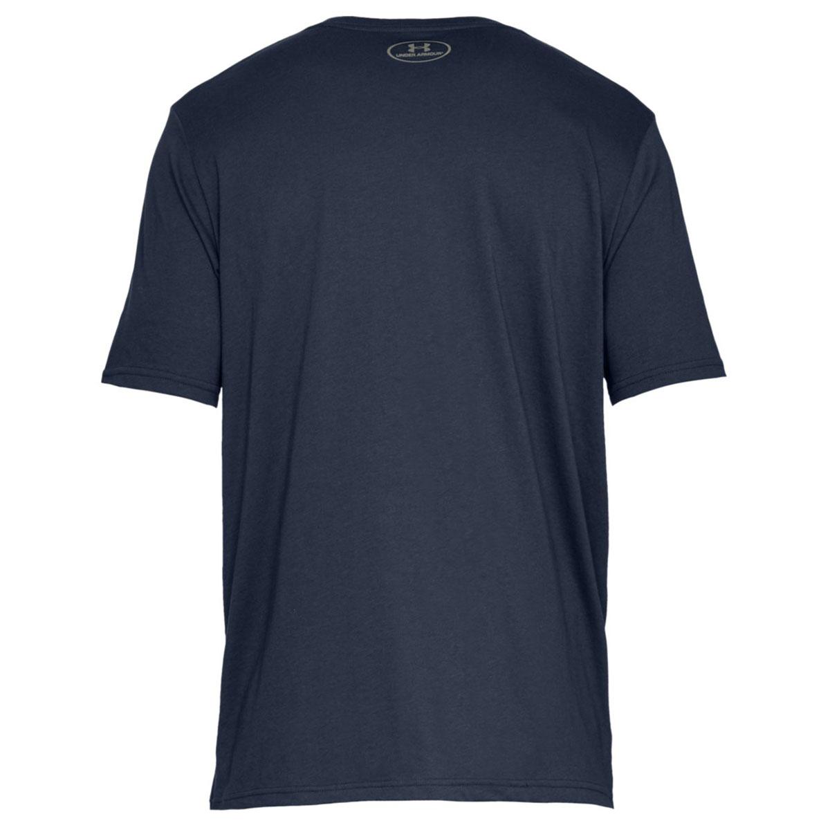 Under-Armour-Mens-2019-UA-Boxed-Sportstyle-HeatGear-Training-Gym-T-Shirt-Tee thumbnail 5