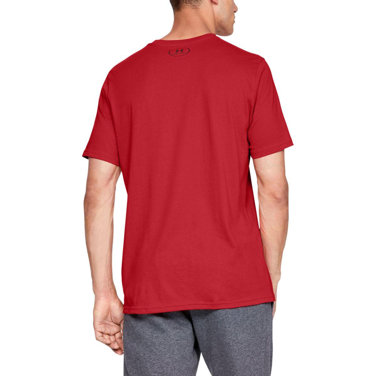 Under-Armour-Mens-2019-UA-Boxed-Sportstyle-HeatGear-Training-Gym-T-Shirt-Tee thumbnail 11