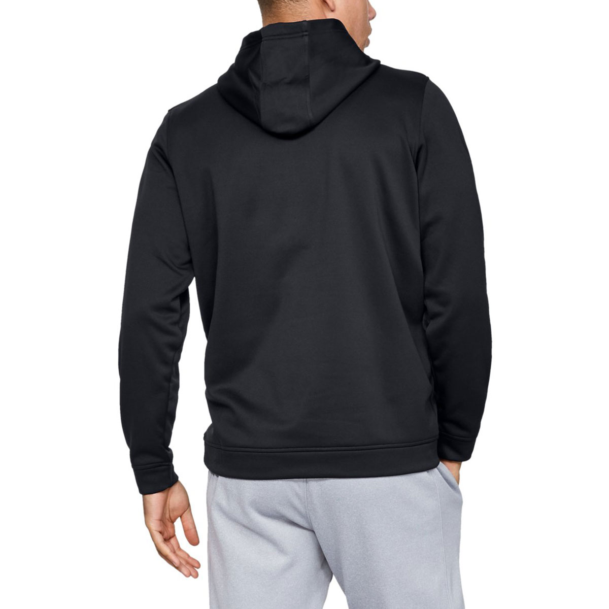 Under-Armour-Mens-Performance-Fleece-Graphic-Hoodie-Hoody-45-OFF-RRP thumbnail 3
