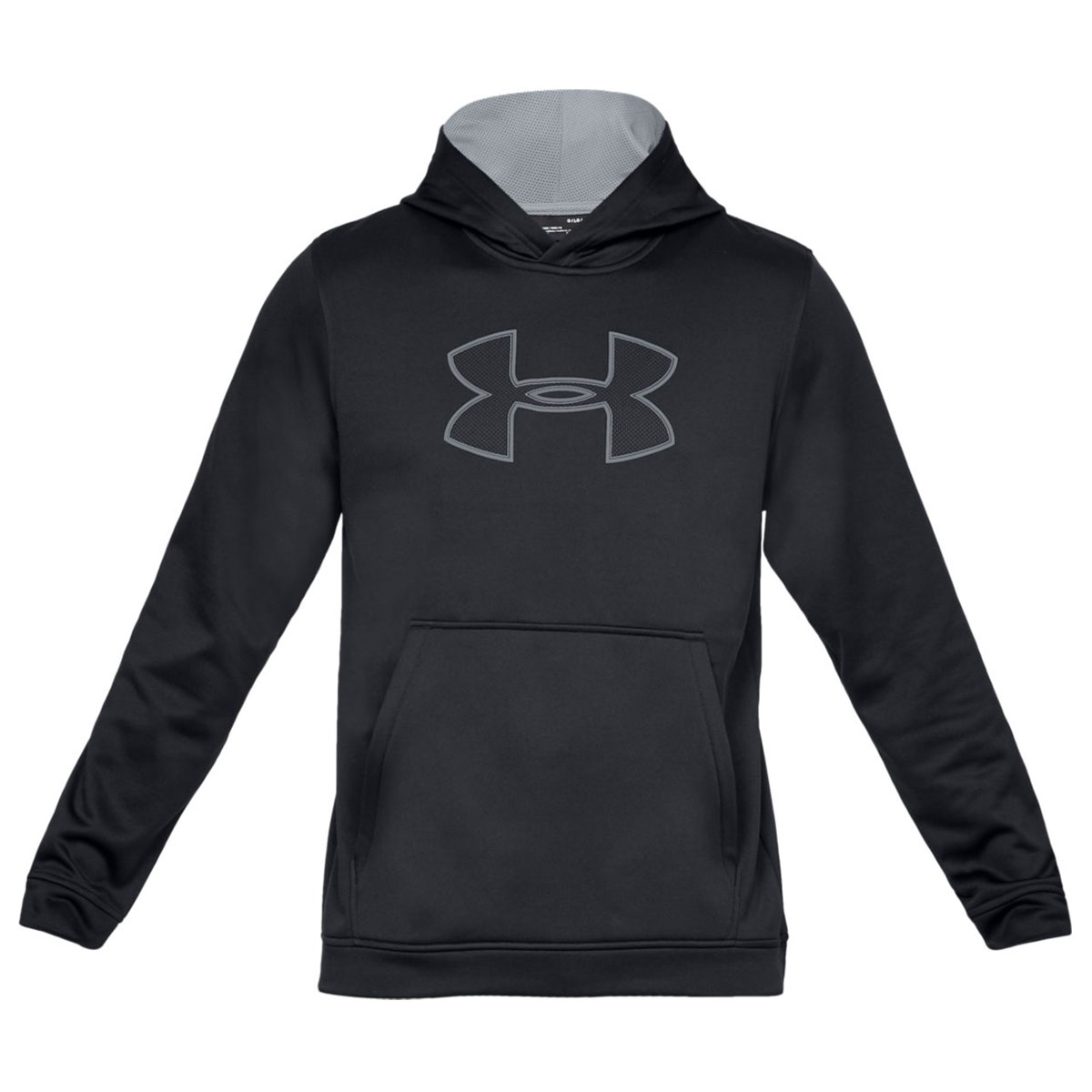 Under-Armour-Mens-Performance-Fleece-Graphic-Hoodie-Hoody-45-OFF-RRP thumbnail 4