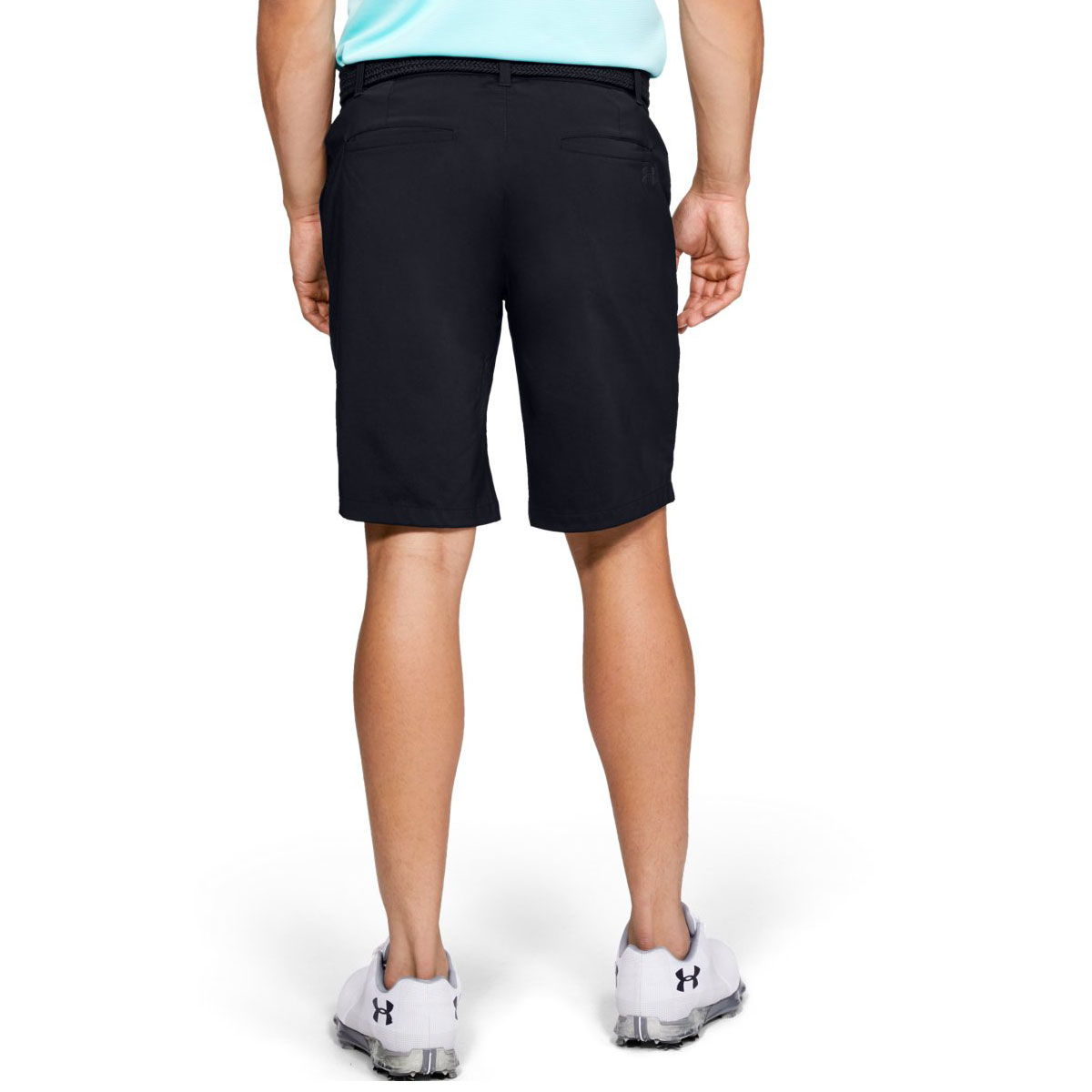Under-Armour-Mens-2019-EU-Tech-Stretch-Soft-Tapered-Fitted-Golf-Shorts Indexbild 3