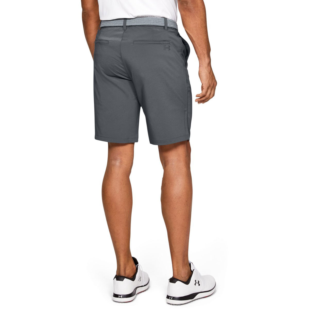 Under-Armour-Mens-2019-EU-Tech-Stretch-Soft-Tapered-Fitted-Golf-Shorts Indexbild 11