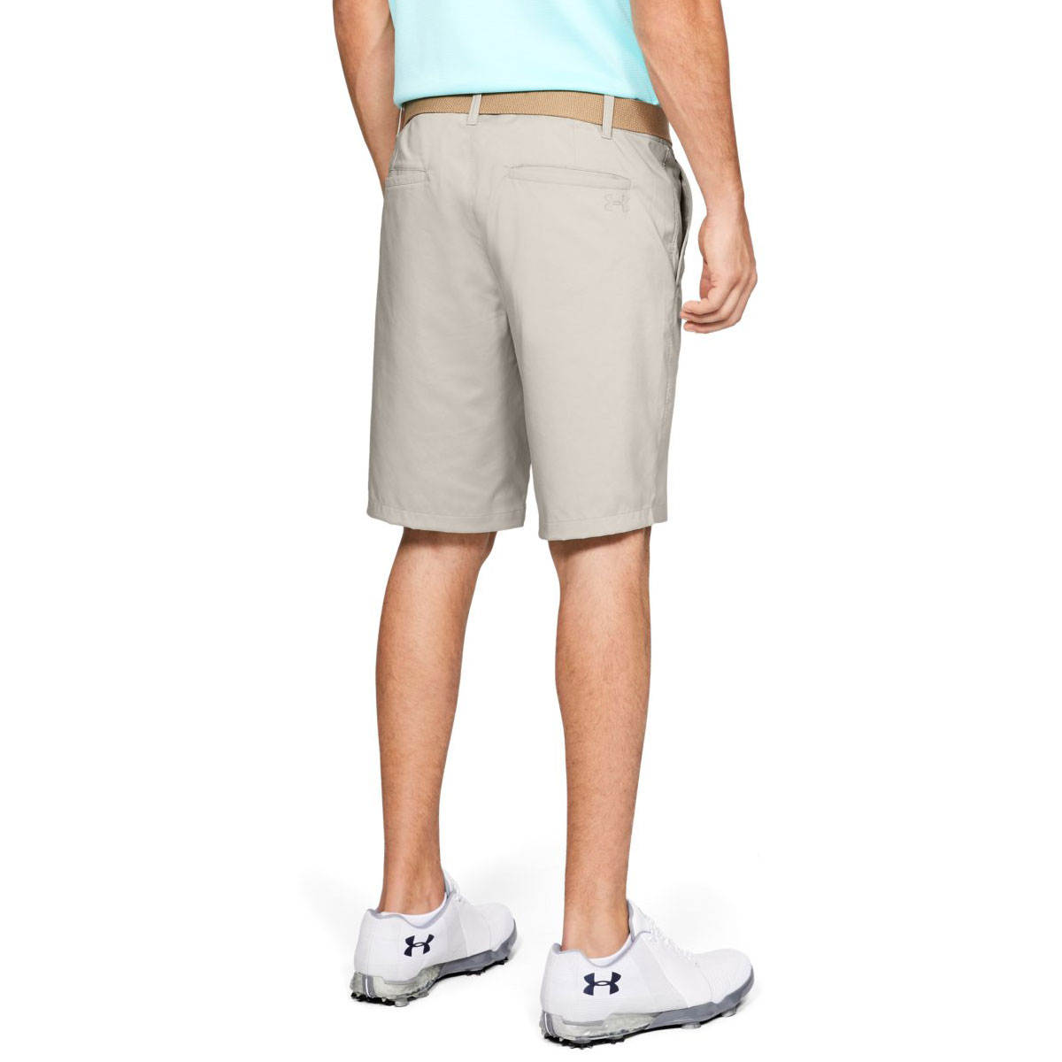 Under-Armour-Mens-EU-Tech-Stretch-Soft-Fitted-Golf-Shorts thumbnail 7