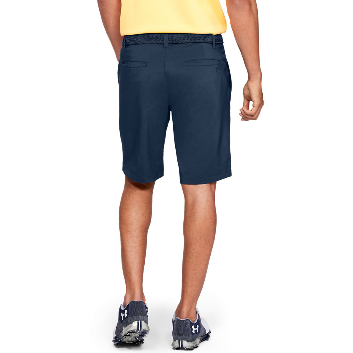 Under-Armour-Mens-EU-Tech-Stretch-Soft-Fitted-Golf-Shorts Indexbild 11