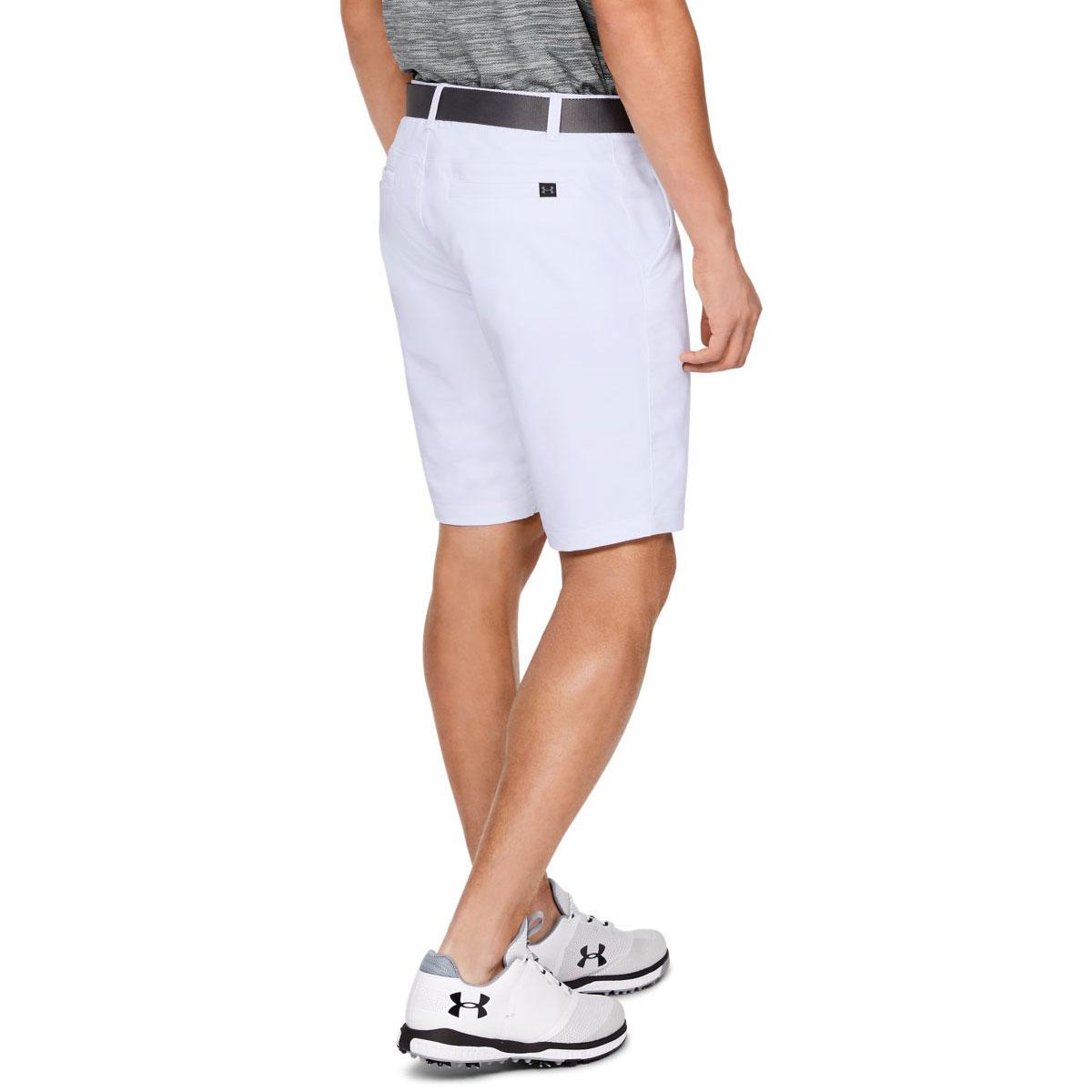 Under-Armour-Mens-2019-EU-Performance-Taper-Stretch-Soft-Comfort-Golf-Shorts thumbnail 15