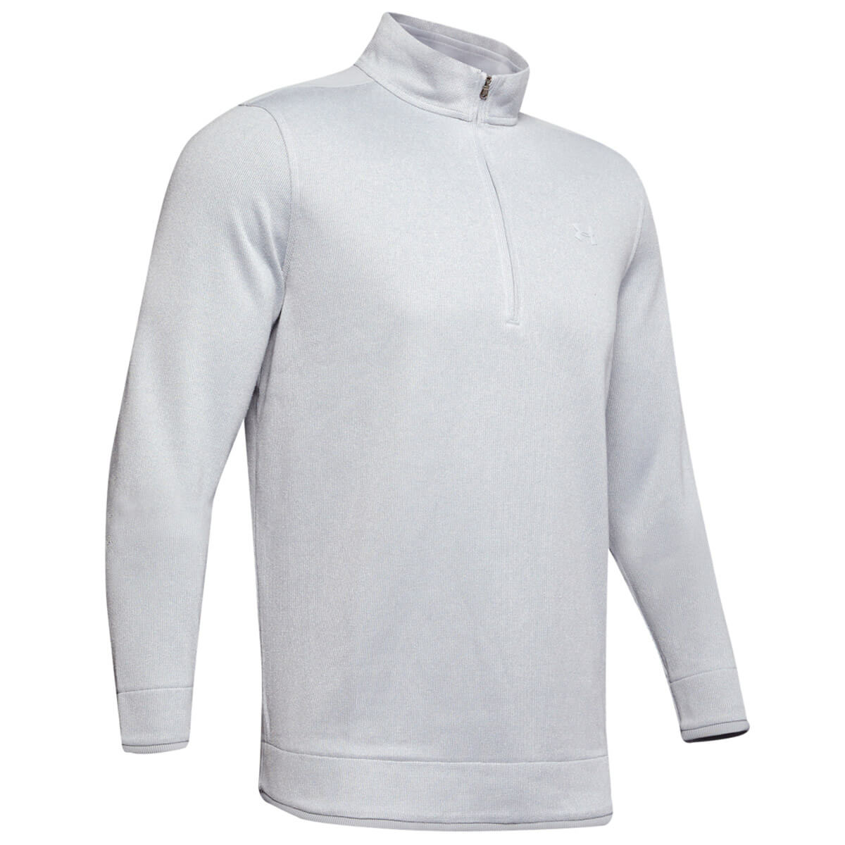 Under-Armour-Homme-UA-sweaterfleece-1-2-zip-resistant-a-l-039-eau-Pullover-40-OFF-RRP miniature 27