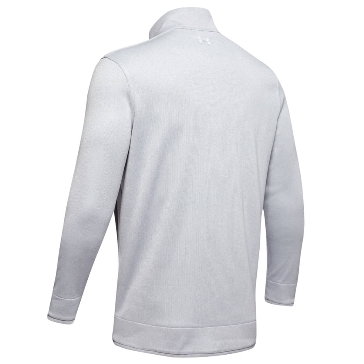 Under-Armour-Homme-UA-sweaterfleece-1-2-zip-resistant-a-l-039-eau-Pullover-40-OFF-RRP miniature 28
