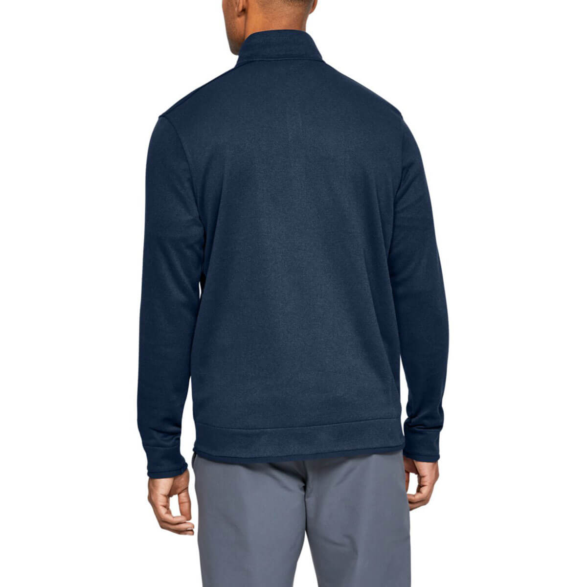 Under-Armour-Mens-UA-SweaterFleece-1-2-Zip-Water-Resistant-Pullover-40-OFF-RRP thumbnail 6